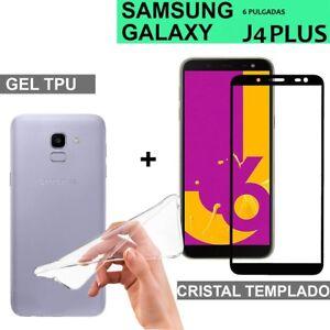 SAMSUNG-J4-PLUS-protector-pantalla-cristal-completo-3d-vidrio-templado-funda
