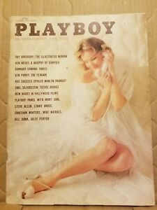 Playboy-March-1961-Good-Condition-Free-Shipping-USA