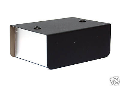 1pc Metal Cabinet Project Box Enclosure case HB-207 84x58.5x34mm LxWxH Taiwan