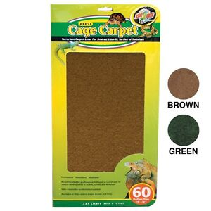Zoo Med Repti Cage Carpet All Sizes Ebay