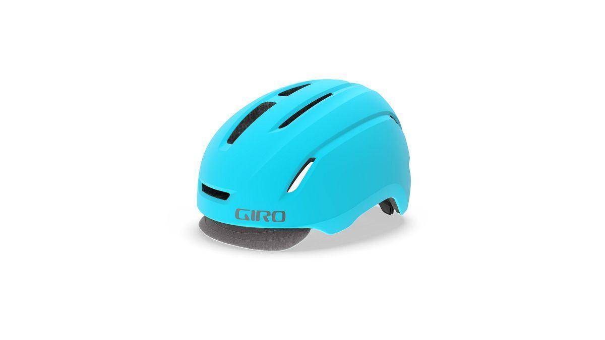 Giro Caden City Vélo Casque turquoise bleu 2019