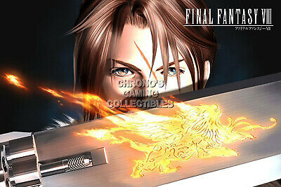 Final Fantasy VII PS1 PS2 PS3 PSP EXT626 RGC Huge Poster