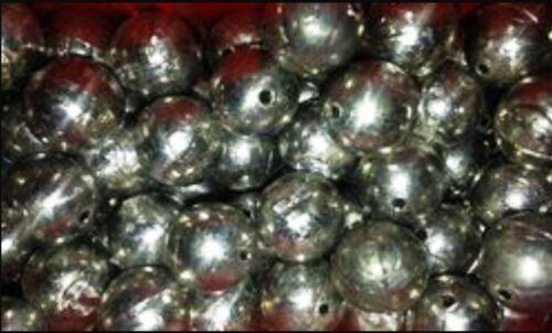 10 x Forés Balle 1 oz environ 28.35 g Inline leads for Pike Dead Appât Rigs LURES pêche maritime