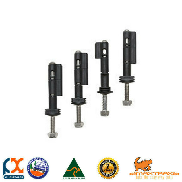 MAXTRAX FIXING PINS 4WD RECOVERY TRACKS SAND MUD SNOW MOUNTING TREDS-MTXMPS