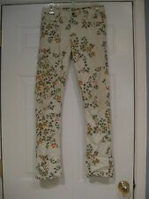 """CITIZENS OF HUMANITY BY JEROME DAHAN """"MANDY"""" FLORAL PRINT JEANS SIZE 27"""