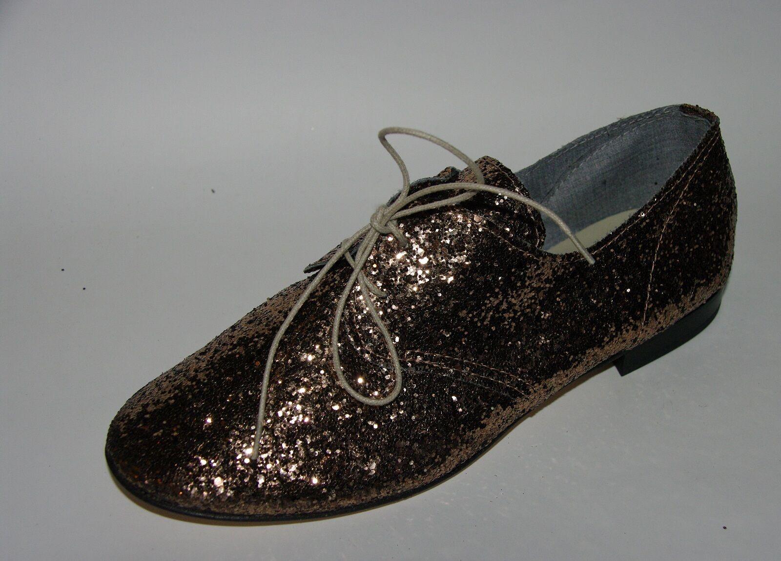 NEU 130 Anniel Ballet Derby Schuhes  6US/36EU