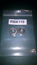 PENN INTERNATIONAL REELS, SPOOL BEARING KIT.(RBK119). APPLICATIONS BELOW