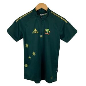 Adidas-Cricket-Australia-Youth-Jersey-Boys-Size-12-Good-Condition-Official-Merch