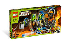 *BRAND NEW* Lego Power Miners 8191 LAVATRAZ