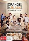 Orange Is The New Black : Season 1-4 (DVD, 2017, 16-Disc Set)