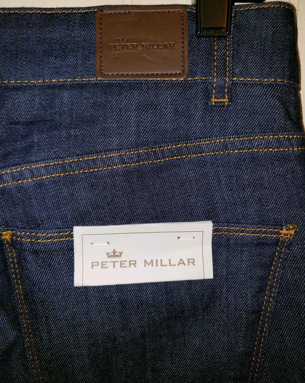 Peter Millar Denim Jeans Mens 40×34 NWT