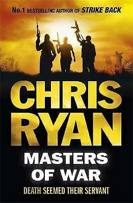 Masters of War: Danny Black Thriller 1 by Chris Ryan (Paperback, 2014)