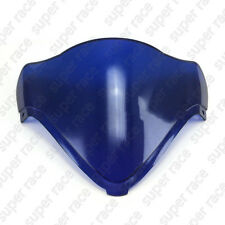 New Blue Motorcycle Windshield Windscreen For Suzuki GSX1300R Hayabusa 2008-2015