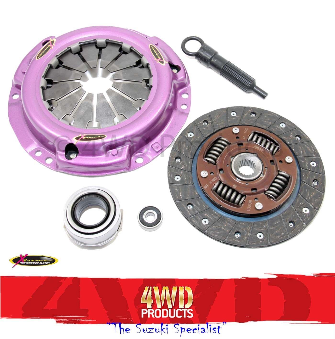 Semi Clutch Kits : Heavy duty clutch kit xtreme suzuki jimny m a