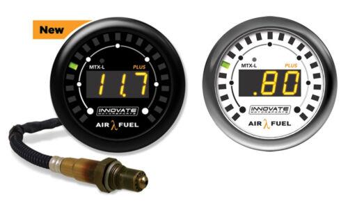 Innovate 3924 MTX-L PLUS Wideband O2 AFR LSU4.9 gauge kit w// 3ft Sensor Included
