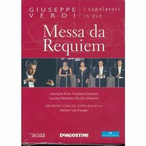 Messa da Requiem - Giuseppe Verdi - I Capolavori in dvd N.26 DL003162