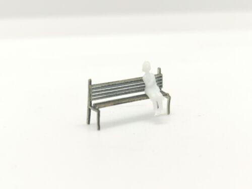 Laser Cut N Gauge Bench Kits x 20 Per Pack N-SCENIC