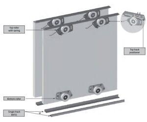 GTV-MITO-PLUS-Wardrobe-Sliding-Door-Track-Gear-System-Set-2000mm-2500mm