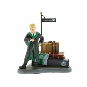 Harry-Potter-Draco-Malfoy-Waits-at-Platform-9-3-4-Figurine-Boxed-Collectors