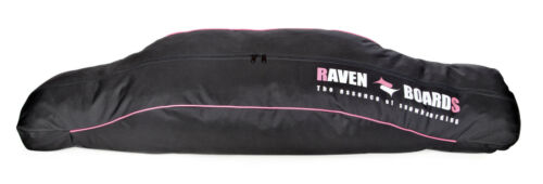 New! Snowboard Bag Luggage Carry Case Raven Taster//Bliss 2020