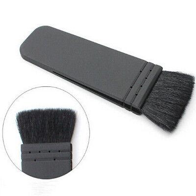 Professional Black Flat Contour Blusher Cosmetic Kabuki Brush Makeup Tools New