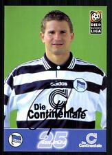 Marc Arnold Hertha BSC Berlin 1998-99 TOP + A 72714