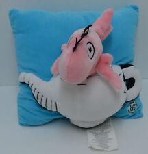 Cat In Hat Fish Bowl Pillow Plush Pink Blue Dr Seuss Universal Studios 2003