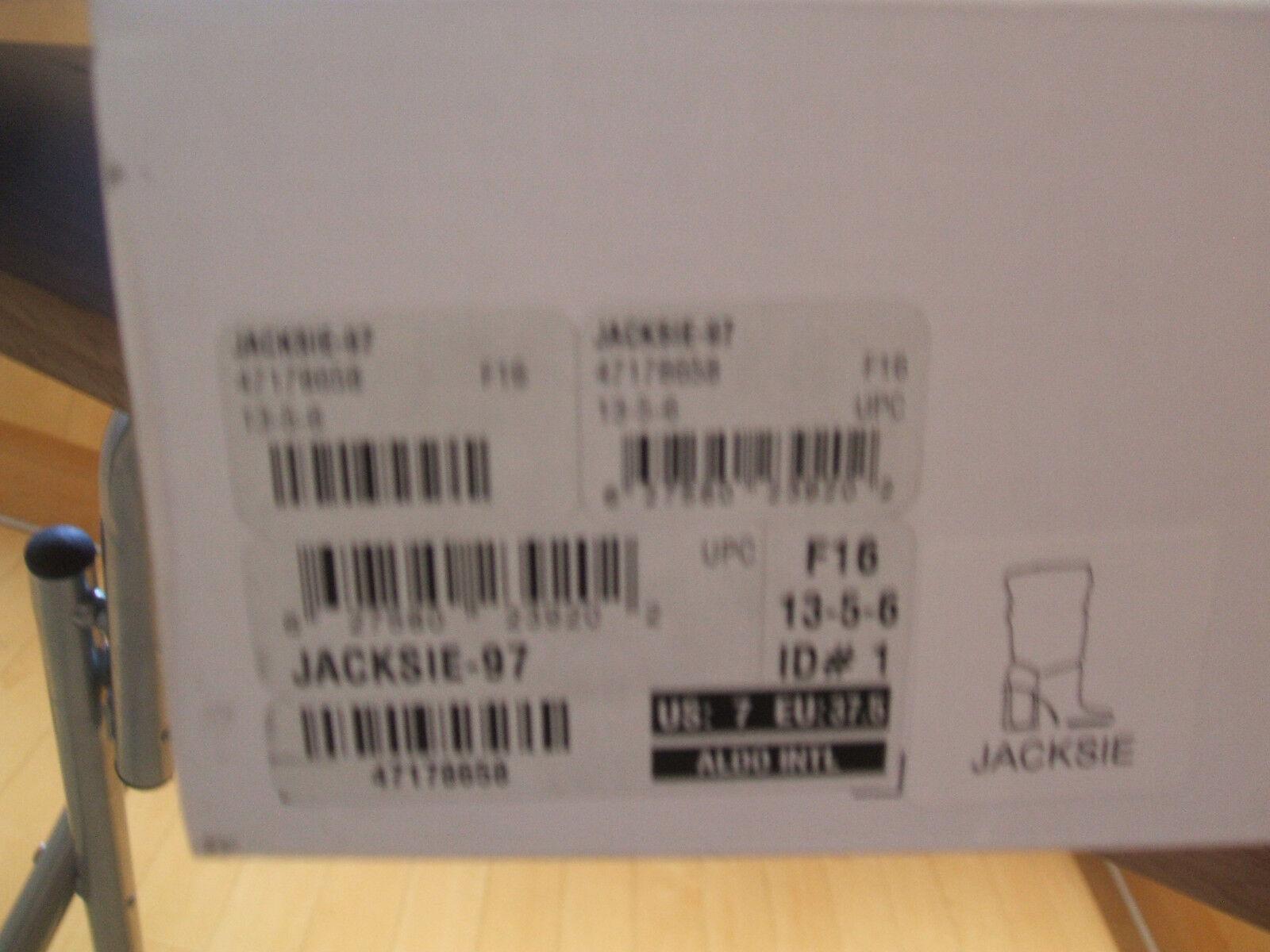 ALDO Größe 4.5 37.5 JACKSIE schwarz REAL LEATHER LEATHER LEATHER CALF KNEE HIGH Stiefel BNWB 2e4aa3