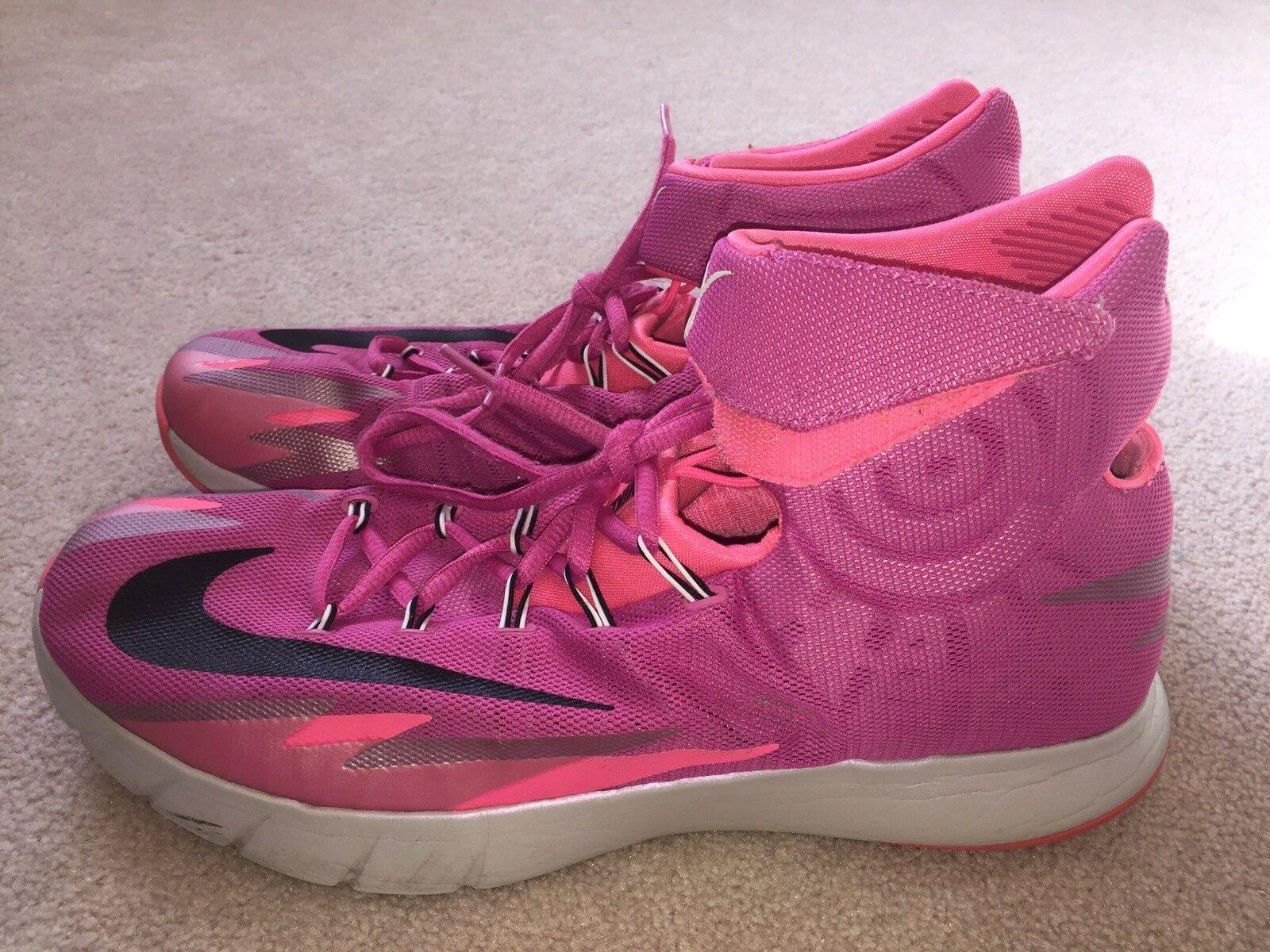 Mens nike basketball shoes Size 13