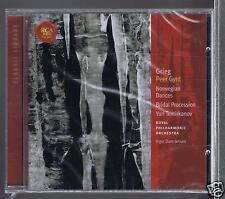 GRIEG CD NEW PEER GYNT/ YURI TEMIRKANOV/ STEPHEN WESTRUP/ INGER DAM JENSEN