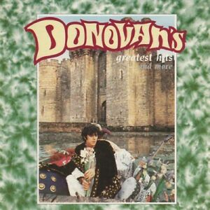 DONOVAN-GREATEST-HITS-AND-MORE-1989-UK-CD