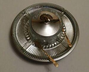 4-pc-Vintage-Kromex-Oval-lazy-susan-serveing-tray-Holiday-Giftware-set-nice-set