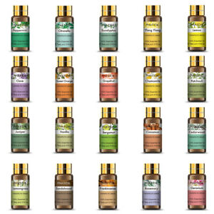100-Pure-Essential-Oils-5ml-Therapeutic-Grade-Aromatherapy-Free-Shipping-K
