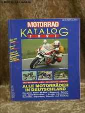 Motorrad Katalog Nr. 22 1991