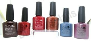 CND Shellac UV Gel Polish .25 oz CRAFT CULTURE Fall 2016 NEW!!