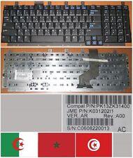 CLAVIER QWERTY ARABE HP DV8000 DV8100 DV8200 PK13ZK31400, K031202I1 403809-171
