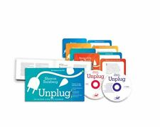 Unplug For an Hour, a Day or a Weeken 2 CD + Guide + Cards Sharon Salzberg