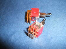 2 Subminiature Right Angled PCB Toggle Switch SPDT (254) On-On