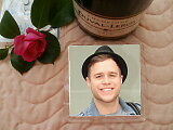 Olly Murs Drinks Coaster
