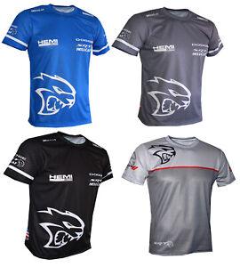 DODGE-T-shirt-GIFT-Charger-Daytona-Hellcat-Hemi-Challenger-Demon-SRT-RAM-3500