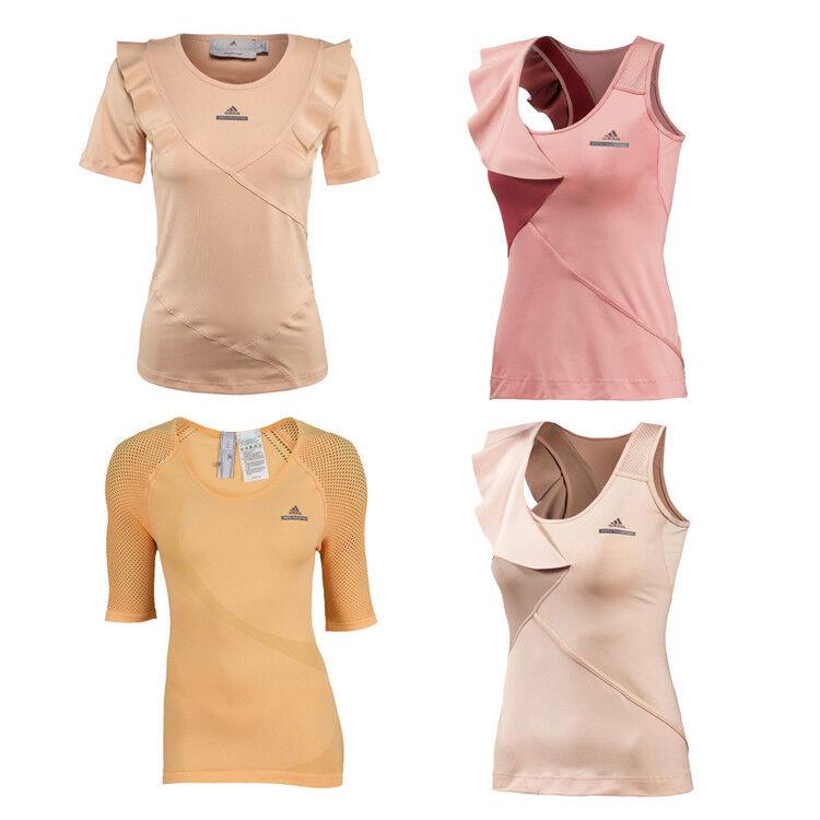 Adidas by Stella McCartney ASMC Tee NY Ladies Tennis Tank Barricade Top T-Shirt