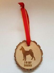 I Love My Afghan Hound Dog Ornament Pet Lover Keepsake Gift Christmas