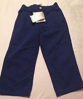 Gymboree Super Dude Boys Blue Pants Size 18-24 Months