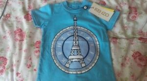 tee-shirt-KENZO-3-ans-NEUF-avec-etiquette-100-original