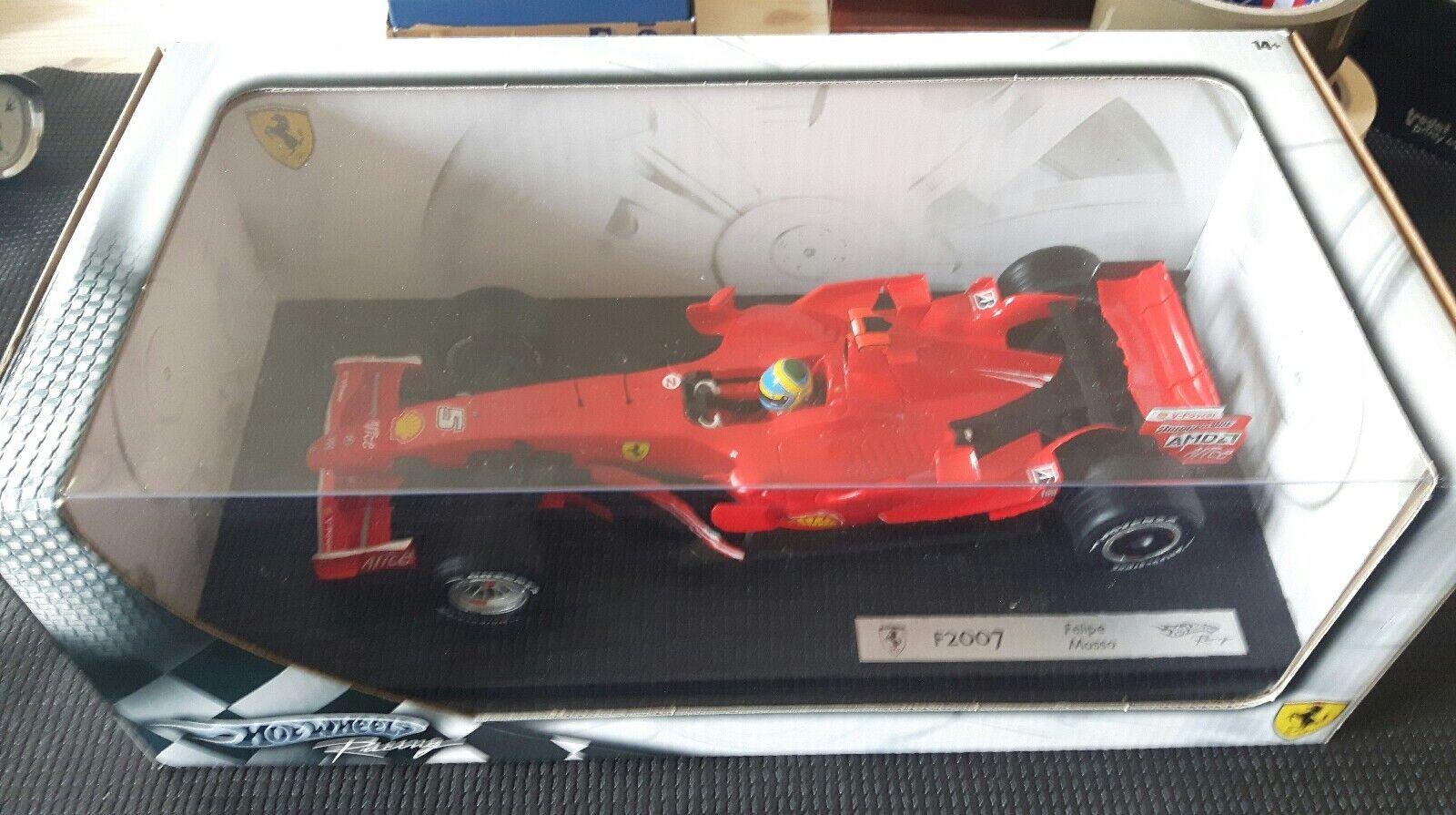 F1 Ferrari F F F 2007 Felipe Massa 1 18 89aa54