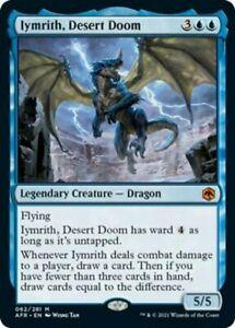 Iymrith, Desert Doom x1 Magic the Gathering 1x Adventures in the Forgotten Realm