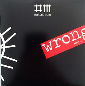 Depeche-Mode-Maxi-CD-Wrong-Remixes-Limited-Edition-Europe-M-M