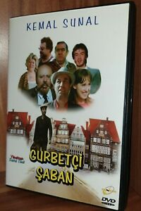 Tuerkische-Filme-Gurbetci-aban-DVD-Kemal-Sunal-Turkish-Movies