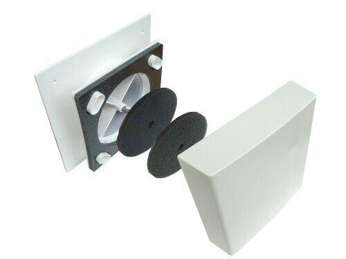 Lunos Wohnungslüftungssysteme Schallschutzblende 9-IBS Blende  waschbare Filter     | Nicht so teuer  | Outlet  | Optimaler Preis