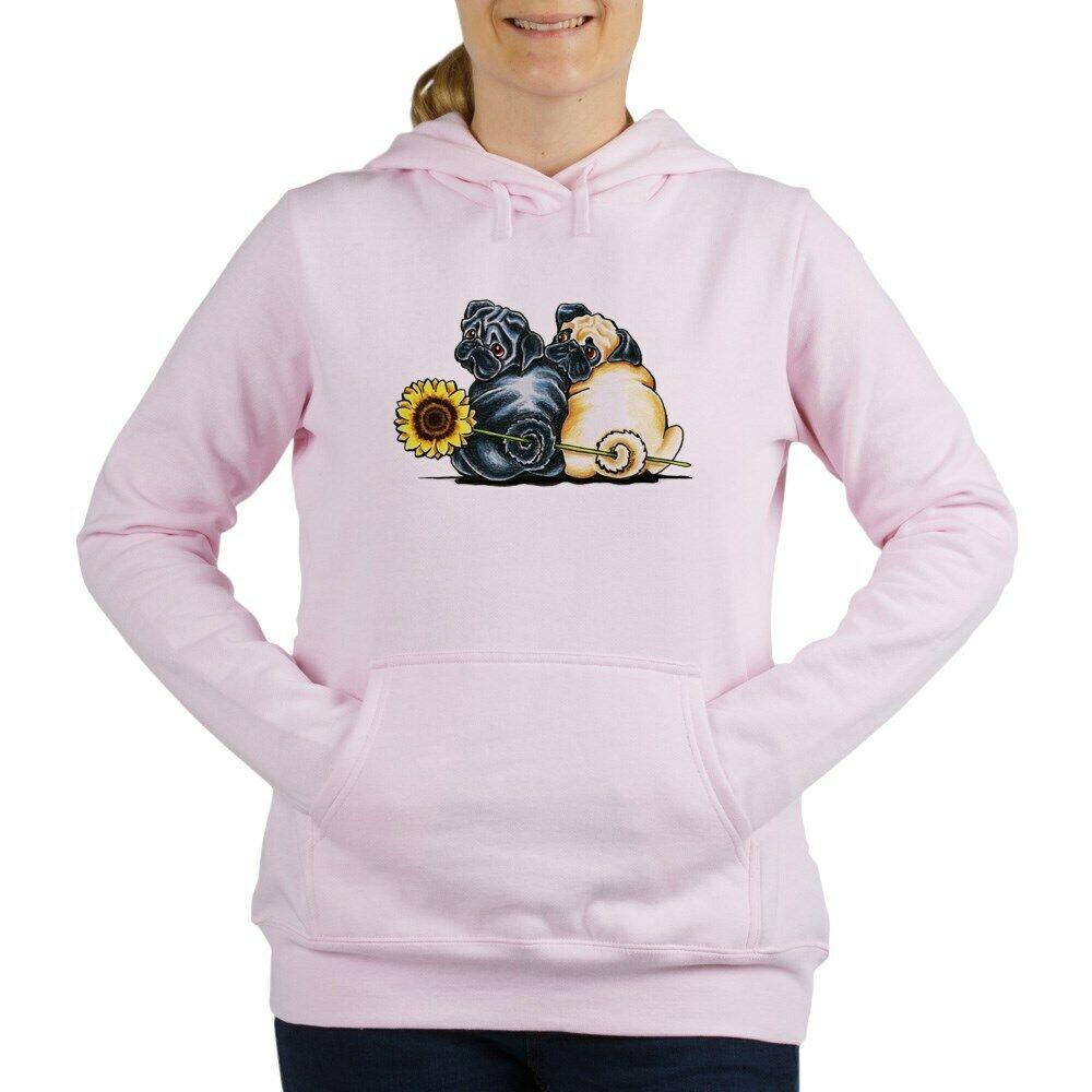 CafePress Sunny Pugs  Women's Hooded Sweatshirt (1429976402)  wholesape cheap